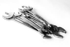 Picture of a handyman tool set